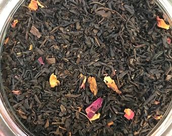 Huckleberry Chai Tea