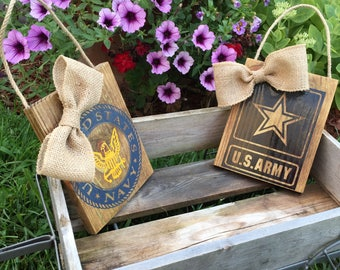 U.S. Army Wood Sign * United States Army