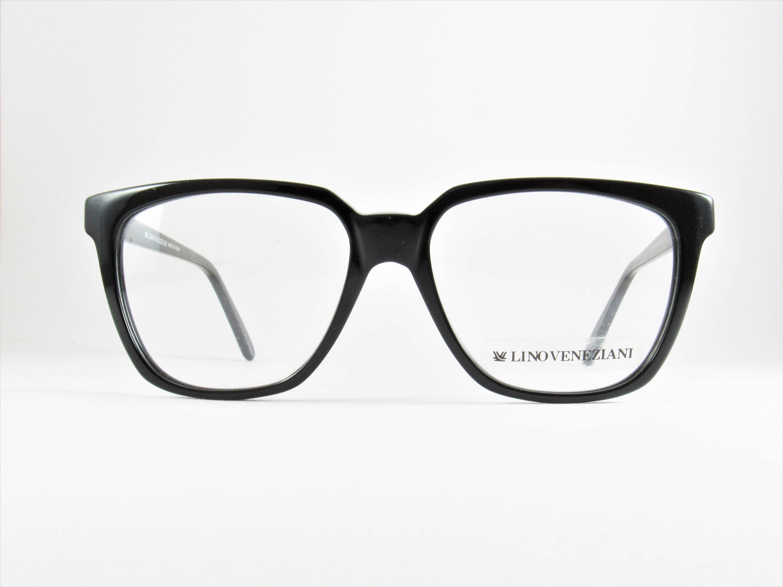 Mens Eyeglasses, Horn Rimmed, Prescription Frames, Husband Gift, 80s ...
