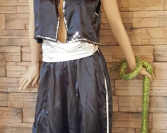 Men's genie costume costume/Arabian prince/Ali Baba/men's harem. Costume