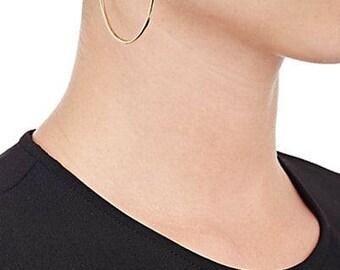 Gold Big Hoop Earrings, Oversize Hoop Earrings, Silver Hoop Earrings, Small Hoop Earrings, Large Hoop Earrings, Earrings, Huge hoop earrings