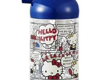 Hello Kitty Soya Sauce Containers  Shoyu Bottle  125ml