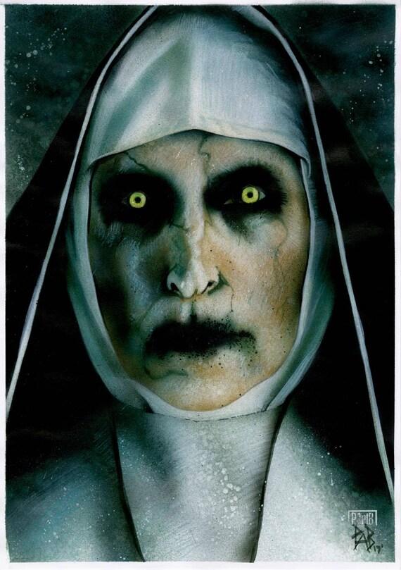 Valak the Demon Nun
