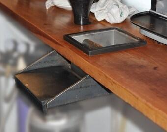 Espresso Tamping Shelf
