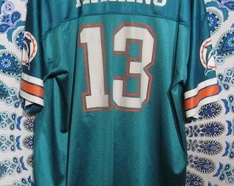 Vintage Dan Marino Miami Dolphins XXL NFL #13 Jersey