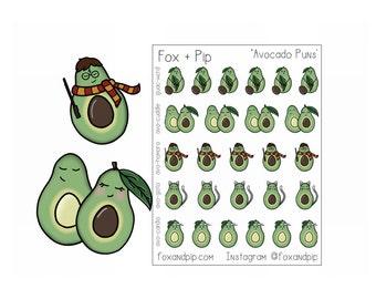 Avocado Puns