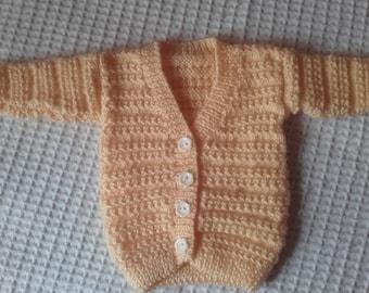 Ridge Knit Cardigan