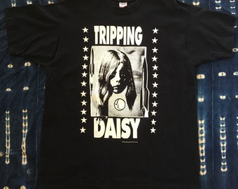 Vintage Tripping Daisy tee shirt