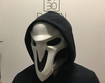 Overwatch Reaper Mask