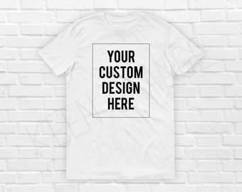 Design Your Own Custom T-Shirt