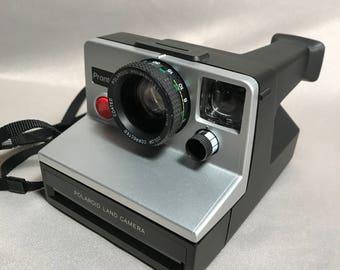 Polaroid Pronto! B Instant SX-70 Film OneStep Camera
