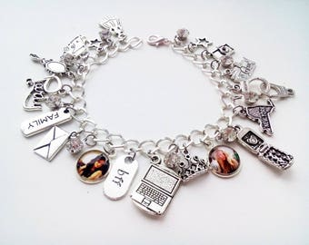 Gossip girls sharm bracelet