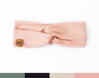 Powder Turban Headwraps - 4 Colours