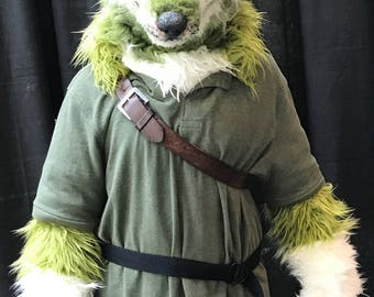 Wolf Link Fursuit - Legend of Zelda Cosplay - 100% Handmade in Hawaii
