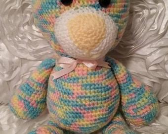 Teddy bear - amigurumi