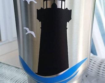 Lighthouse Tumbler