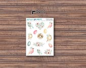 Cheerful Chirps Deco Stickers | ECLP | Happy Planner | Recollections Planner