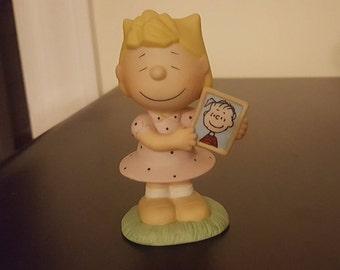 Peanuts Sally Figurine in Original Box