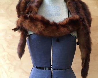Vintage Mink Fur - American - 1940's
