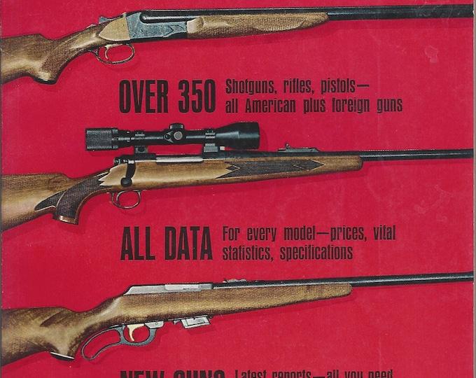 Larry Koller's New GUNS ANNUAL: OVER 350 Shotguns, rifles, pistols - all American plus foreign guns by Larry Koller  (Paperback)