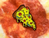 PizzaTits Soft Enamel Pin