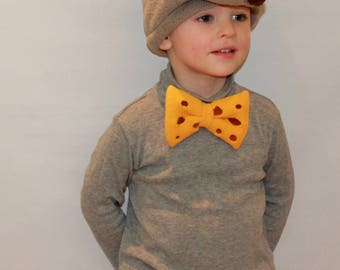 Mouse boy costume / Mouse Costume /mouse dress up/ kids mouse costume/handmade costume/ Halloween costume