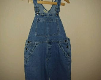 100% Cotton Overalls - Medium - Clean and ready to wear!