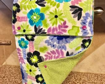 Unpaper Towels | Reusable Paper Towels | Cloth Paper Towels | Snap Together Towels | Washable Paper Towels | Roll of 12 Towels