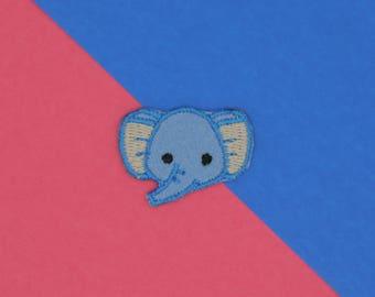 Mini Elephant Patch