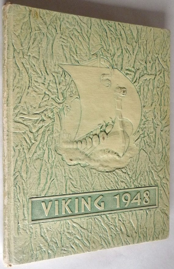 Salem Senior High School Yearbook (Annual) 1948 - Viking - Oregon OR Marion County