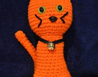 Crochet Cat-Dozer