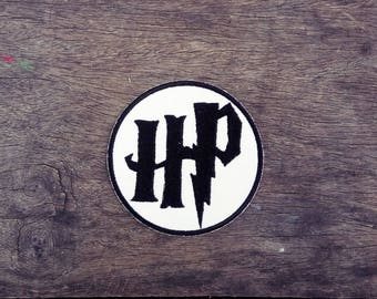 HP for Harry Potter - Iron on Patch