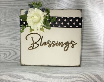 Photo Block 'Blessings'
