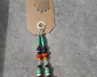 Walk on the Mesa Dangle Earrings