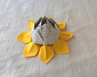 Origami Lotus Flower (6pcs) fantasy book