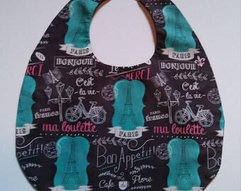 "Adult Clothing Protector - Reversible ""Rib Bib"""
