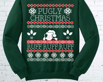 Pug sweater   Etsy