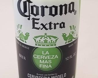 Corona Beer Bottle Candle