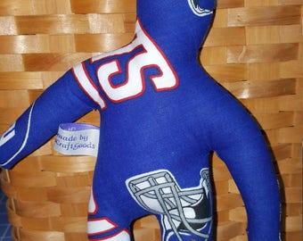 Giants NFL Dammit Doll