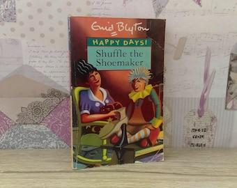 Happy Days! De schoenmaker Shuffle door Enid Blyton (Siena, 1997) Vintage Paperback