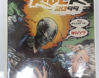 Ghost Rider 2099 #5 1994 Marvel Comics