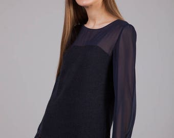 Wool and Siphon Sweater