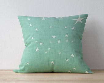 Narwhal Pillow, Nursery Cushion, Kids Pillow Cushion, Nautical Cushion, Home decor, Children Room Decor, Nursery Decor, Playroom decor,
