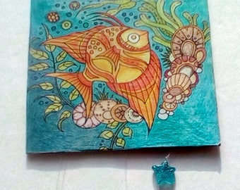 Small Fish Wall Hanging
