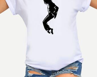 Michael jackson tshirt, mj tshirt, Michael jackson gift, king of pop, michael jackson thriller, music tshirt, musician tshirt, womens tshirt