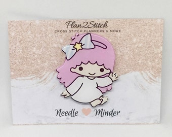 Lala Little Twin Stars Needleminder/Magnet