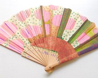 Unique hand fan design 12