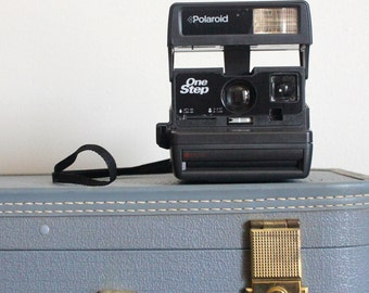 Vintage Polaroid One Step Camera
