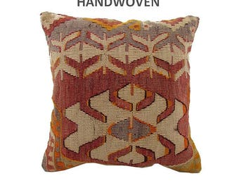 bohemian pillow boho home decor kilim pillow boho pillow cover bohopillow tribal pillow aztec pillow 000295