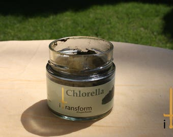 Chlorella , Superfoods in Glas , Supplements , Healthy